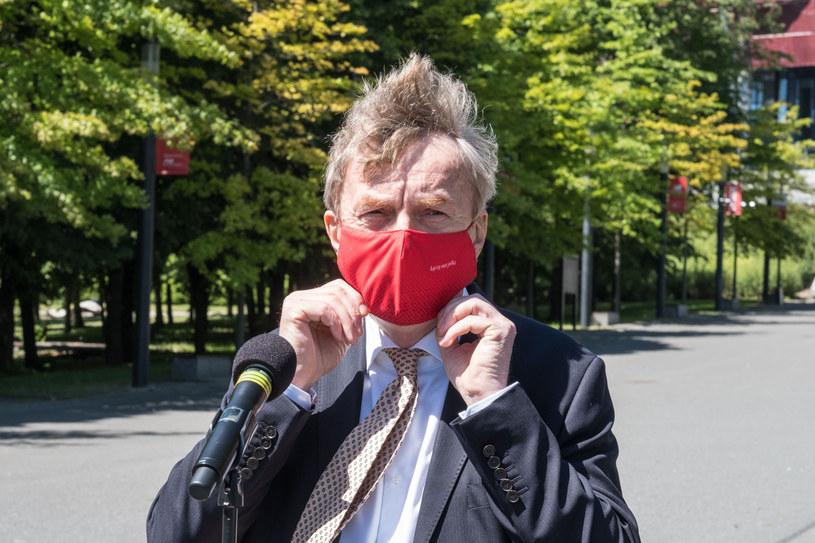 Prezes PZPN Zbigniew Boniek /Jacek Dominski/REPORTER /East News