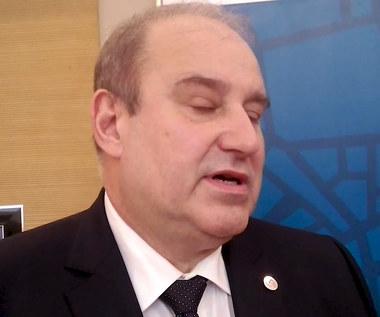 Prezes PZPS Jacek Kasprzyk: Imprezą numer jeden są mistrzostwa świata. Wideo