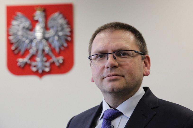 Prezes sądu Maciej Nawacki /Tomasz Waszczuk /PAP
