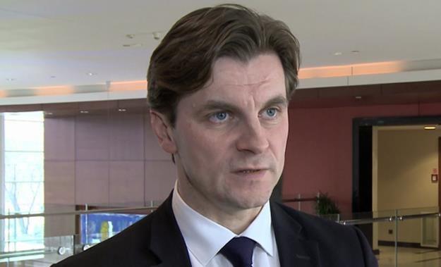 Prezes spółki PGE Marek Woszczyk /Newseria Biznes