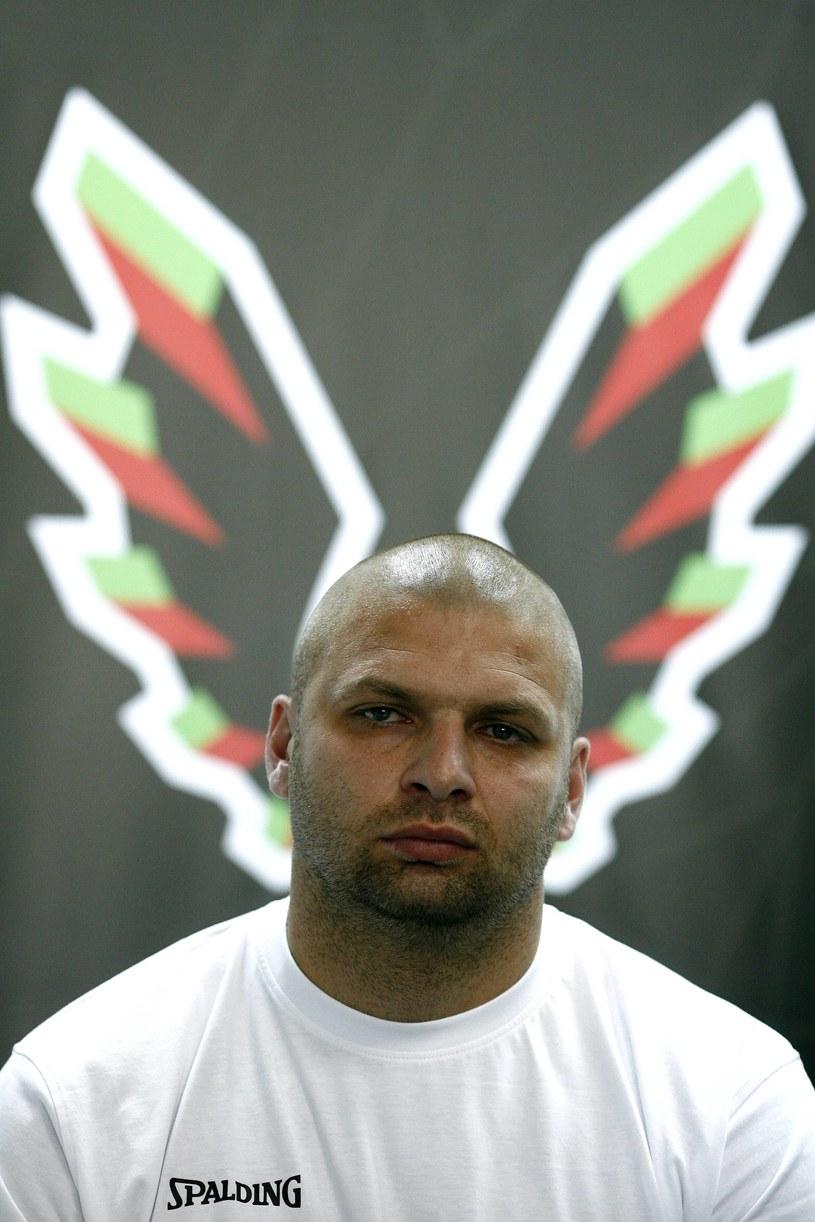 Prezes Startu Arkadiusz Pelczar /WOJCIECH FIGURSKI / 058sport.pl / NEWSPIX.PL /Newspix