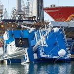 Prezes stoczni Nauta: Za wcześnie na podanie przyczyn wypadku statku