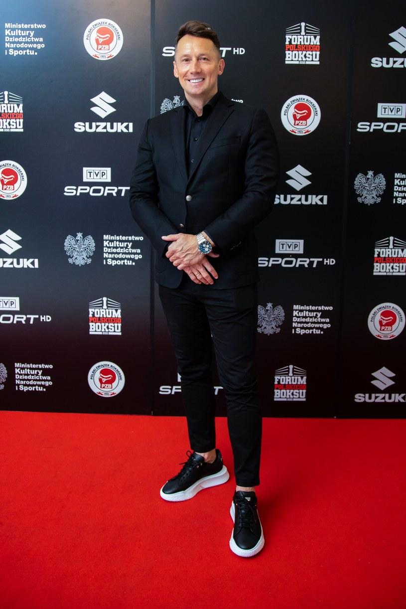 Prezes Suzuki Motor Poland Piotr Dulnik /Suzuki /Informacja prasowa