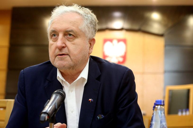 Prezes TK Andrzej Rzepliński /Leszek Szymański /PAP