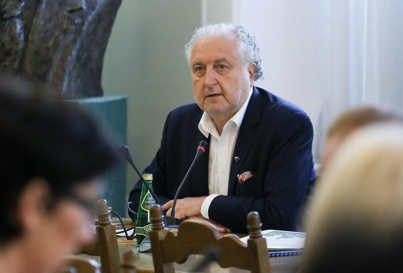Prezes TK Andrzej Rzepliński /Paweł Supernak /PAP