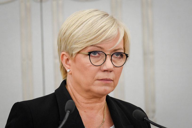 Prezes TK Julia Przyłębska / Jacek Domiński /Reporter