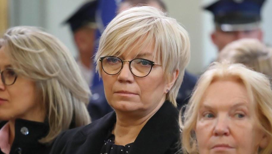 Prezes TK Julia Przyłębska / Tomasz Gzell    /PAP