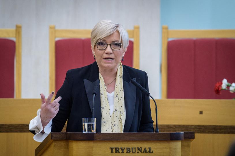 Prezes TK Julia Przyłębska /Jacek Domiński /Reporter