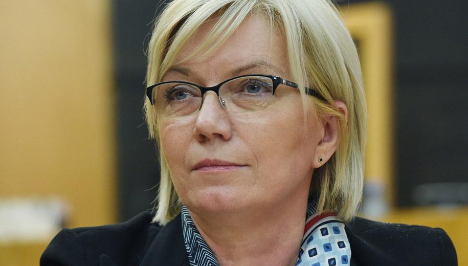Prezes TK Julia Przyłębska / Radek Pietruszka   /PAP