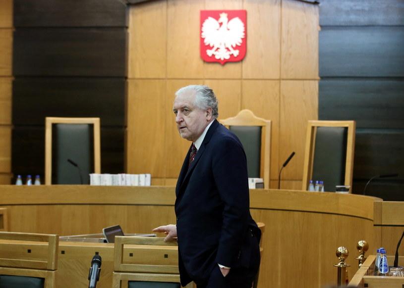 Prezes TK /Rafał Guz /PAP