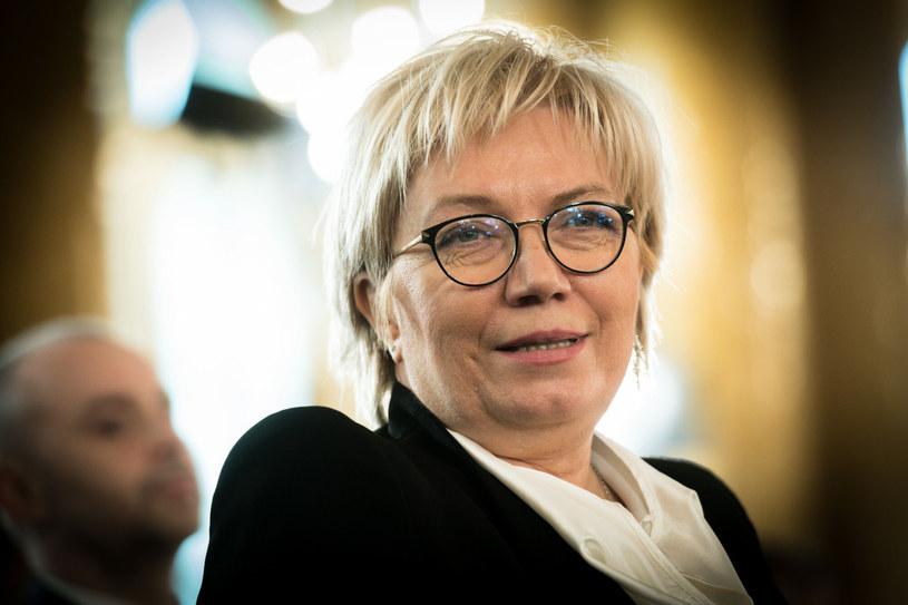 Prezes Trybunału Konstytucyjnego Julia Przyłębska /Jacek Domiński /Reporter