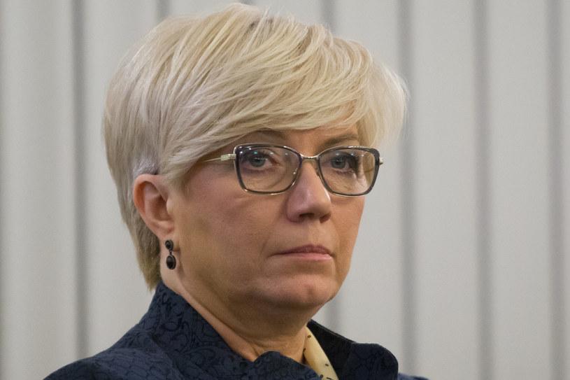 Prezes Trybunału Konstytucyjnego Julia Przyłębska /Krystian Maj /Agencja FORUM