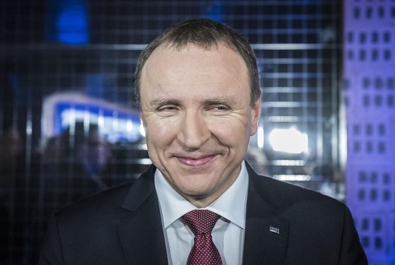 Prezes TVP Jacek Kurski /Jacek Domiński /Reporter