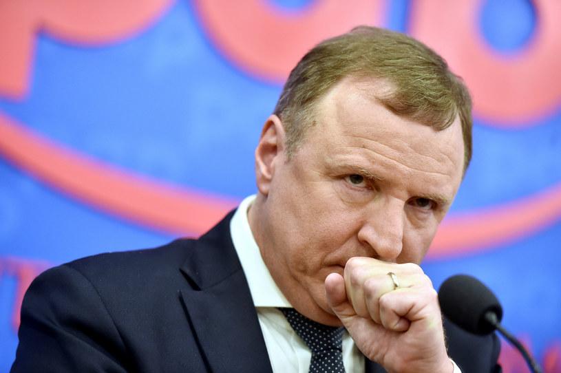 Prezes TVP Jacek Kurski /Mateusz Jagielski /East News