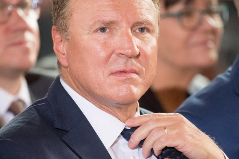 Prezes TVP Jacek Kurski /Wojciech Stróżyk /Reporter