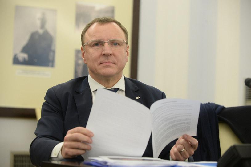 Prezes TVP Jacek Kurski /Jan Bielecki /East News