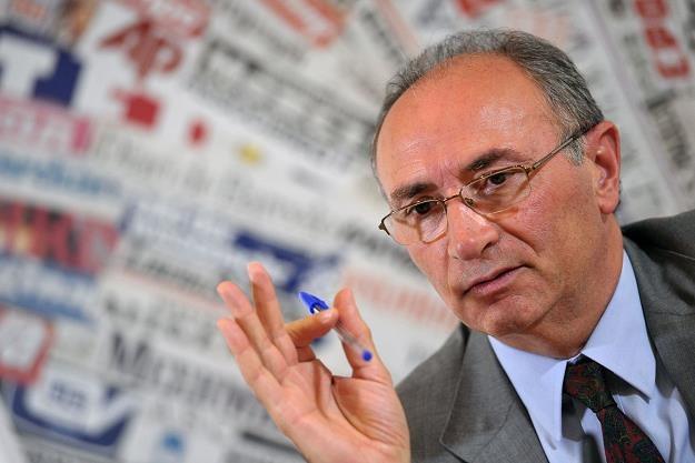 Prezes UniCredit Federico Ghizzoni /AFP