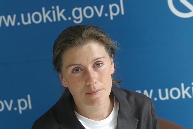 Prezes UOKiKu Małgorzata Krasnodębska-Tomkiel /