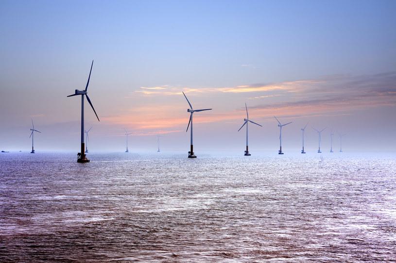 Prezes URE rozpatrzył pierwsze wnioski o wsparcie dla morskich wiatraków /123RF/PICSEL
