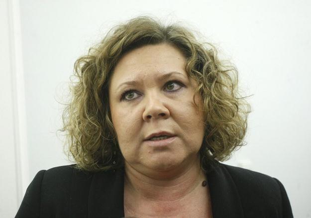 Prezes Urzędu Komunikacji Elektronicznej Magdalena Gaj , fot. M. Dyjuk /Reporter