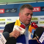 Prezes Vive Kielce Bertus Servaas przeprosił drugiego trenera Orlen Wisły Płock Krzysztofa Kisiela