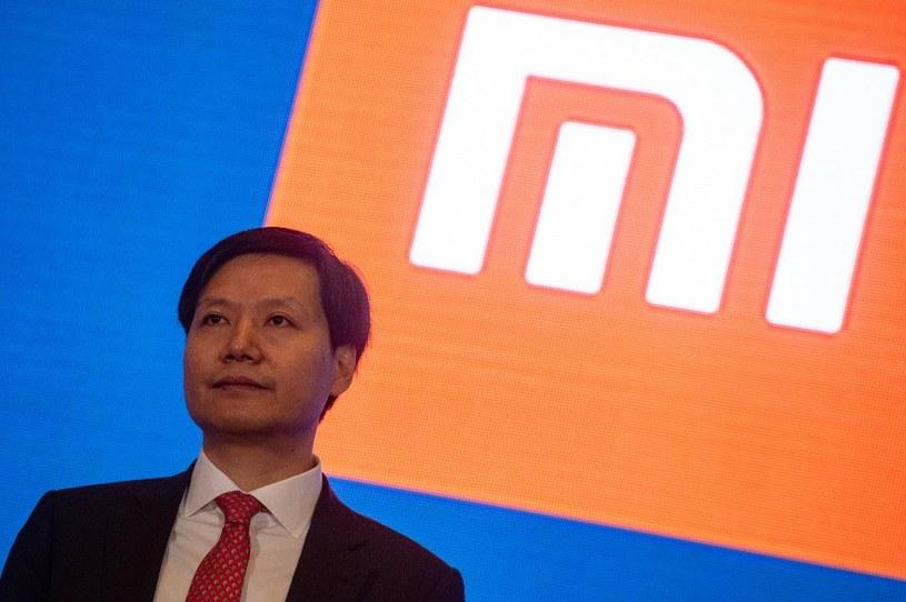 Prezes Xiaomi, Lei Jun /AFP
