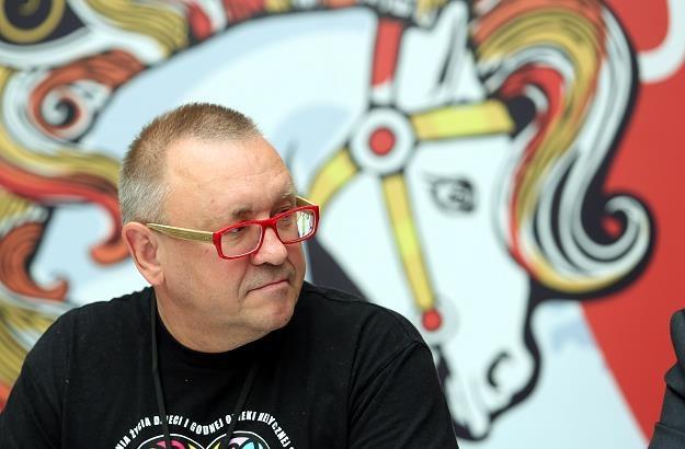 Prezes Zarządu Fundacji WOŚP Jerzy Owsiak /fot. Radek Pietruszka /PAP