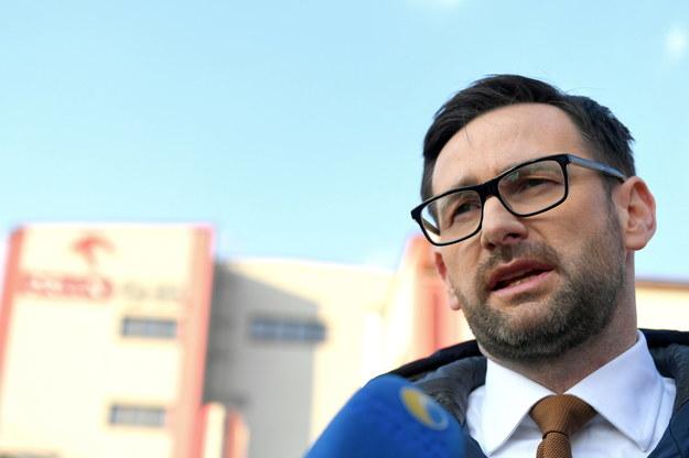 Prezes zarządu PKN ORLEN Daniel Obajtek /Darek Delmanowicz /PAP