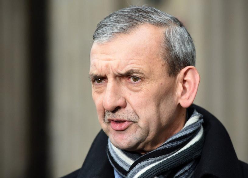 Prezes ZNP Sławomir Broniarz /Radek Pietruszka /PAP