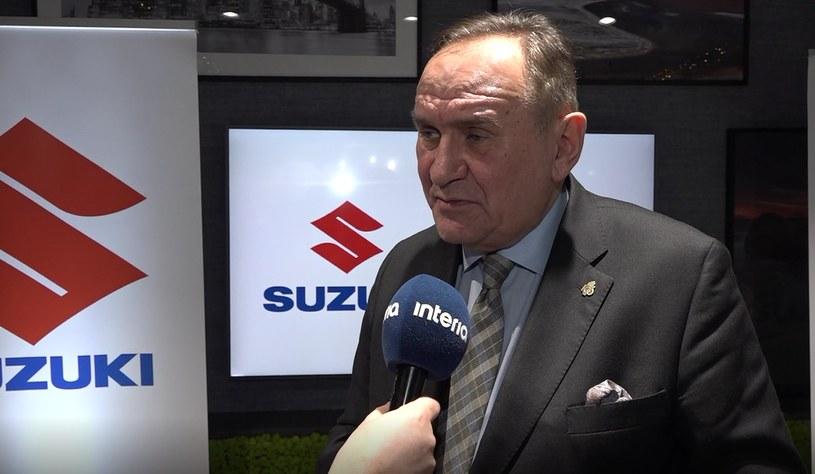 Prezes ZPRP Andrzej Kraśnicki /INTERIA.PL