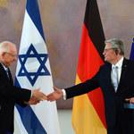 """Prezydenci Niemiec i Izraela ostrzegają. """"Zawoalowany antysemityzm"""""""