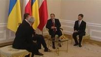Prezydenci Polski i Ukrainy obejrzą mecz otwarcia