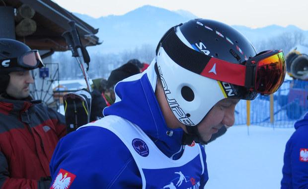 Prezydencka służba państwu na nartach
