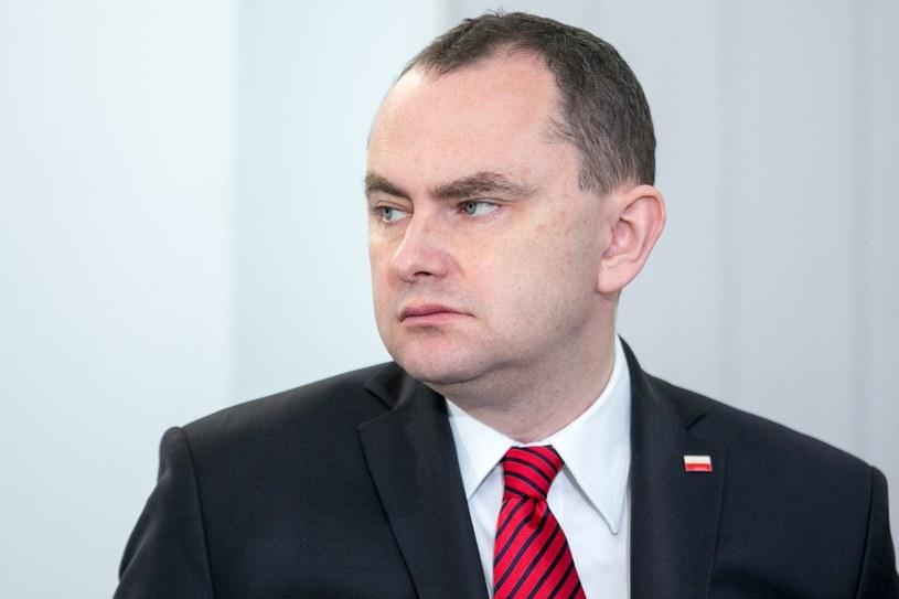 Prezydencki minister Adam Kwiatkowski /Andrzej Iwańczuk /Reporter