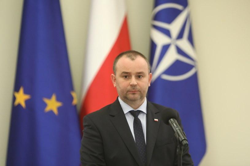 Prezydencki minister Paweł Mucha /Stanisław Kowalczuk /East News