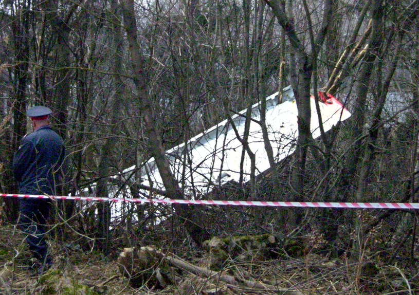 Prezydencki samolot z 96 osobami na pokładzie rozbił się pod Smoleńskiem 10 kwietnia 2010 roku / STR   /AFP