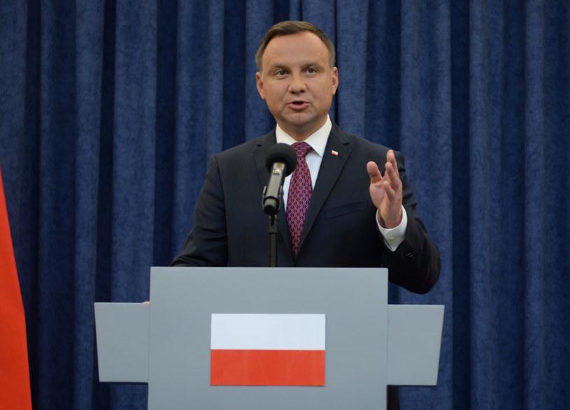 Prezydent Andrzej Duda buduje własne ugrupowanie polityczne? /Jacek Turczyk /PAP