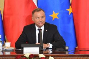 Prezydent Andrzej Duda: Jestem przeciwnikiem obowiązkowego szczepienia