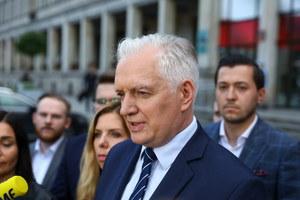 Prezydent Andrzej Duda odwołał Jarosława Gowina