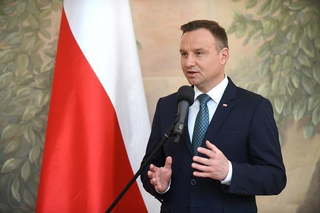 Prezydent Andrzej Duda podpisał nowelizację Kodeksu karnego /PAP