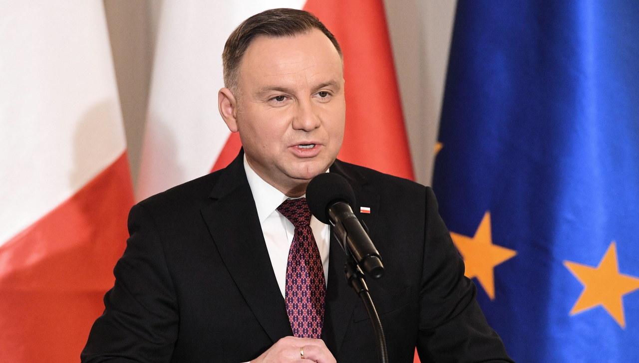 Prezydent Andrzej Duda podpisał ustawę dyscyplinującą sędziów