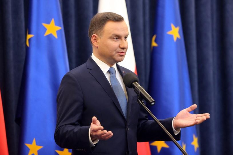 Prezydent Andrzej Duda podpisał wczoraj nowelizację ustawy o Trybunale Konstytucyjnym /Leszek Szymański /PAP