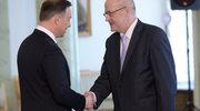 Prezydent Andrzej Duda przyjął ślubowanie od sędziego TK Zbigniewa Jędrzejewskiego