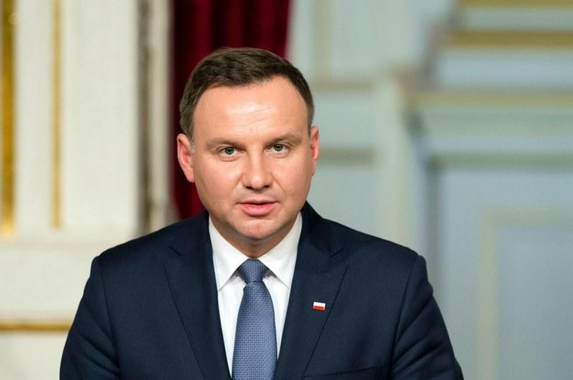 Prezydent Andrzej Duda przyjął zaproszenie sekretarza generalnego RE /AFP