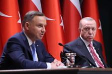 Prezydent Andrzej Duda w Ankarze: Jako członkowie NATO mamy z Turcją wspólne cele
