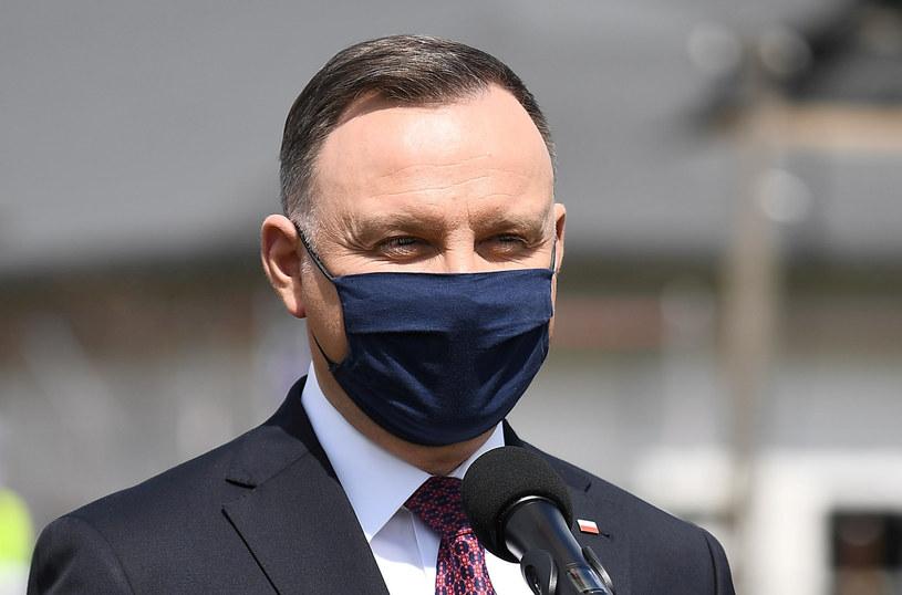 Prezydent Andrzej Duda w przyszłym tygodniu z pierwszą w nowej kadencji wizytą zagraniczną /Mateusz Jagielski /East News