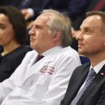 Prezydent Andrzej Duda: W styczniu rzuciłem palenie