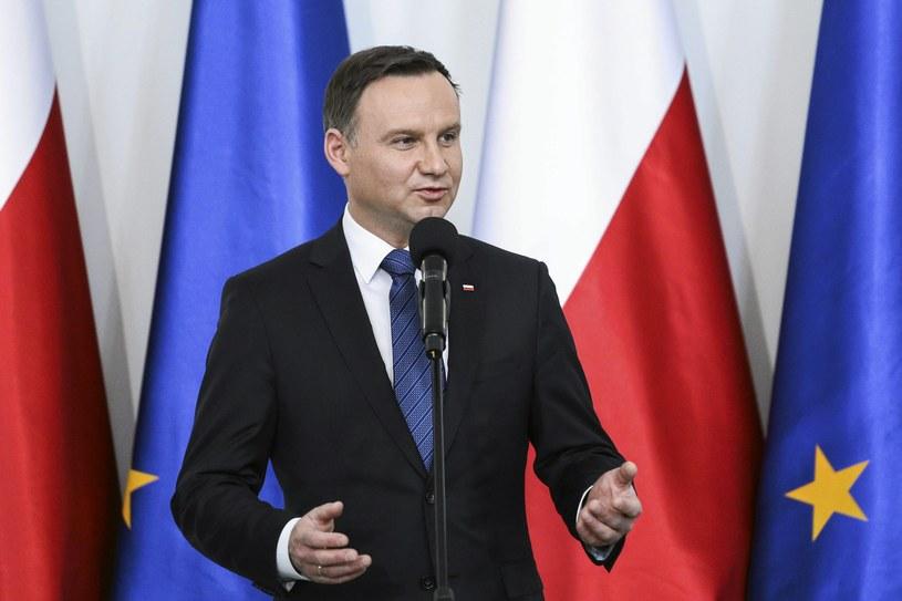 Prezydent Andrzej Duda weźmie udział w Szczycie Bezpieczenstwa Nuklearnego /Adam Stępień /