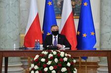Prezydent Andrzej Duda zapowiada projekt emerytur stażowych