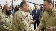 Prezydent Andrzej Duda zapowiedział przedłużanie misji polskich lotników walczących z ISIS